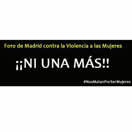 FORO DE MADRID