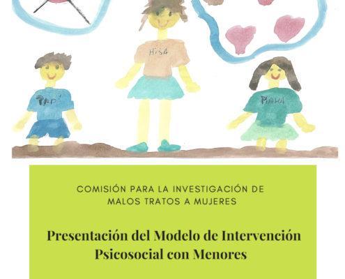 Modelos de intervención psicosocial con menores