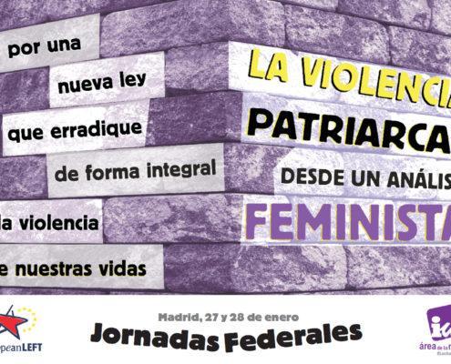 Jornadas Violencia Patriarcal