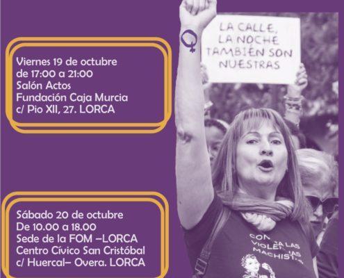Jornada COMPI LORCA 18 CARTEL
