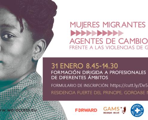 Cartel migrantes: agentes de cambio frente a las violencias de género