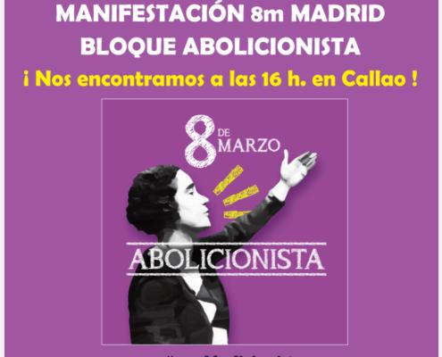 Encuentro Abolicionista 8M