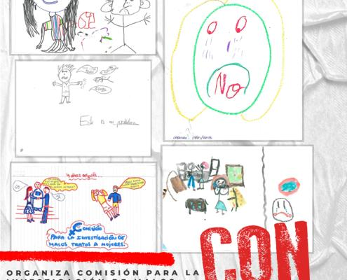 Cartel exposición en Pinto