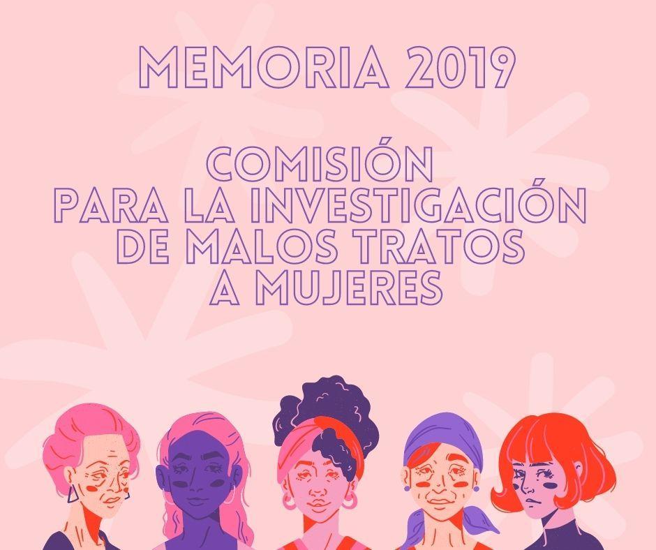 Portada Memoria 2019
