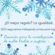 Felicitación de Navidad CIMTM 2020